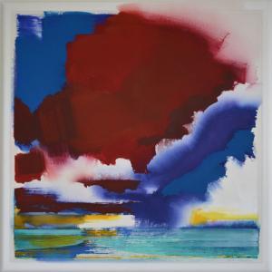Romance of the Florida Keys<br />38 x 38<br />$3,900