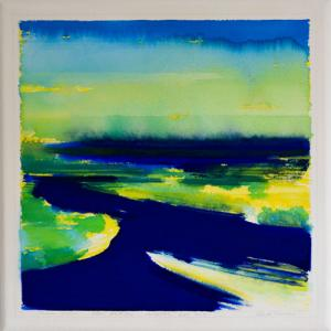 Summer Green Little Duck Key<br />30 x 30<br /> $2,900