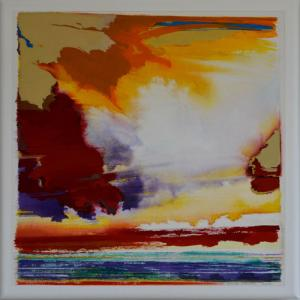 A Silent Summer Gift<br />30 x 30<br />$2,900