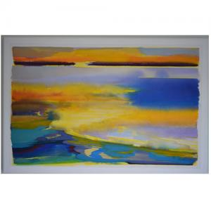 Quiet Time<br /> 40 x 60<br /> $5,800