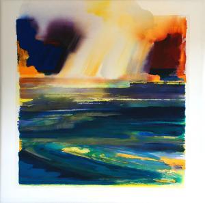 Gulf of Mexico Romance<br />60 X 60<br />$9,200