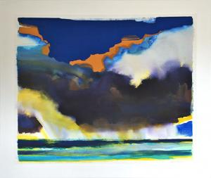 Missed By A Summer Squall<br />56 X 66<br />$9,400