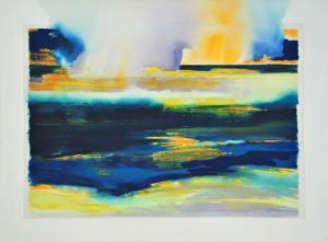 "'Florida Keys ""Romance' series<br />46 X 62<br />"