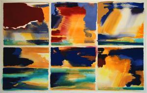 Gulfside Romance<br />48 x 72<br />$10,200