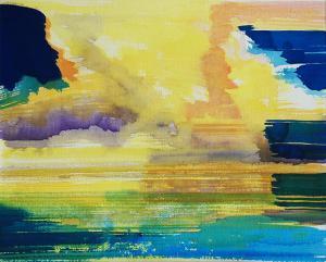 """#20 Watercolor<br /> 20""""x24""""<br /> $1300"""